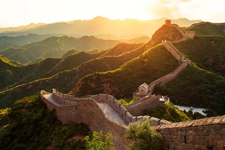 Den kinesiske mur (F, L, M)
