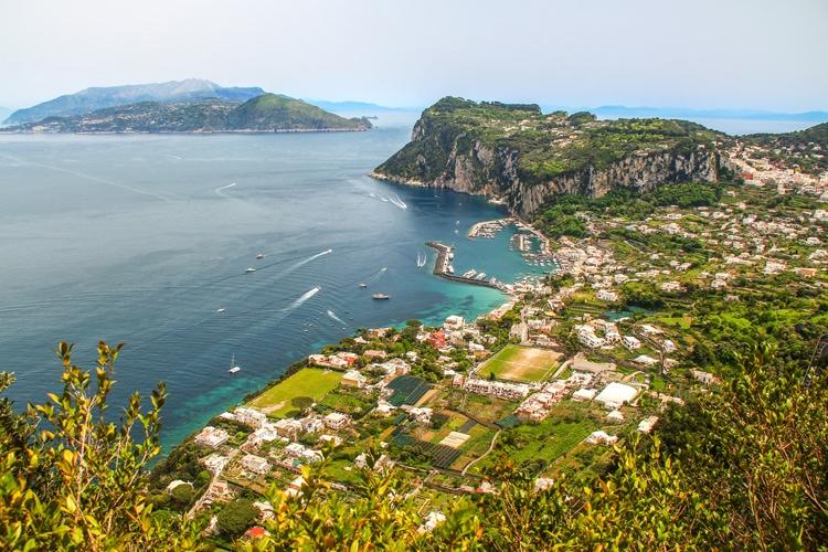 Heldagsutflukt Capri (F, M)