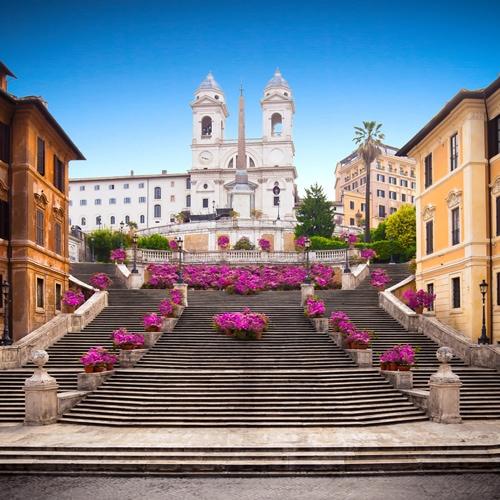 BYVANDRING I DET HISTORISKE ROMA (F, L)