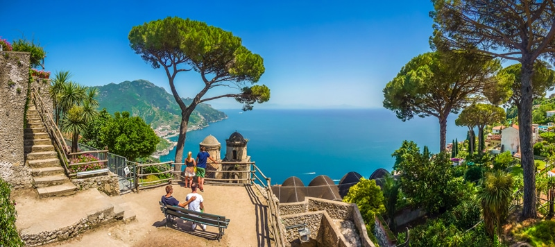 Amalfi-kysten (F)