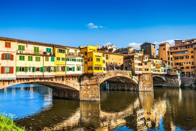 Fridag eller valgfri utflukt til Firenze (F)