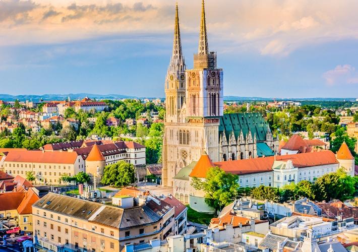 Ljubljana - Zagreb (F, M)
