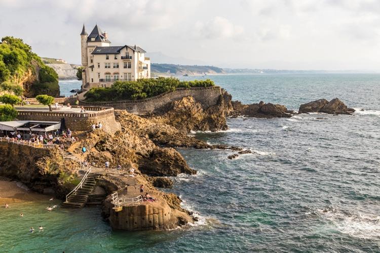 Franske delen av Baskerland (F, L)