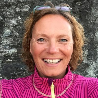 Marit og Anne Skjevdal/Thorstensen