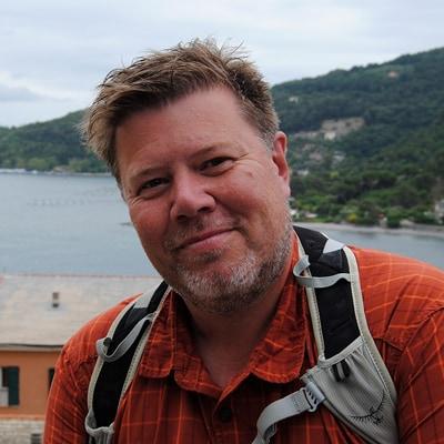 Våre reiseledere - Morten Bille
