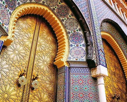 Marokkos kongebyer