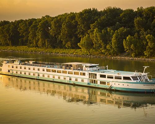 Elvecruise til Donaudeltaet