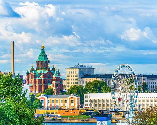 Singeltur til Helsinki