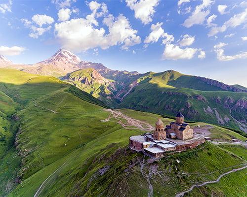 Georgia - Hjertet av Kaukasus