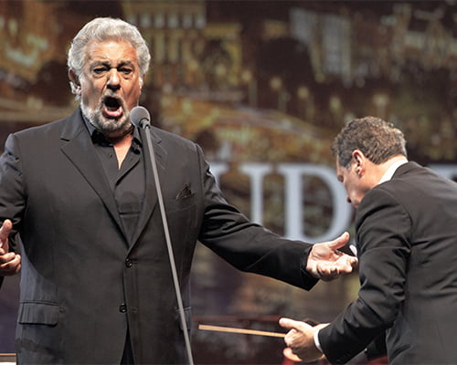 Placido Domingo i Verona