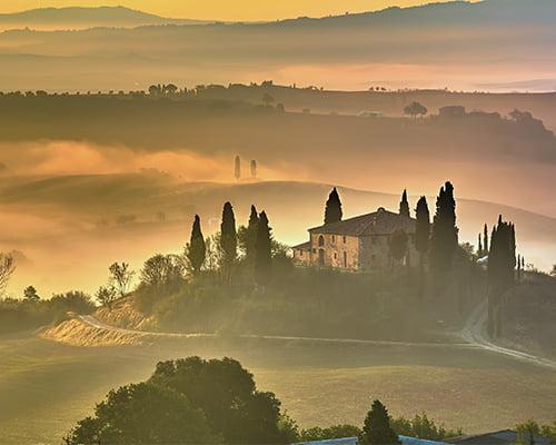 Toscanas hjerte