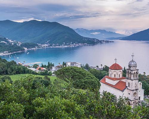 Vandringer i Montenegro
