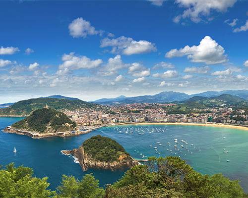 Baskerland - lidenskap og nytelse