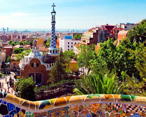 Heldags utflukt til Barcelona (F, L, M)