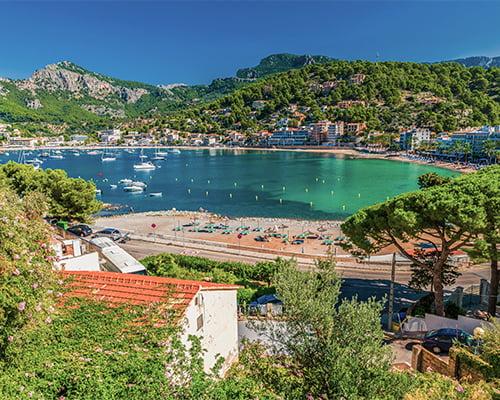 Fotturer på Mallorca