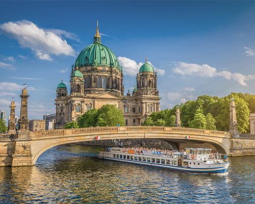 Spennende Berlin - med Nils Krister