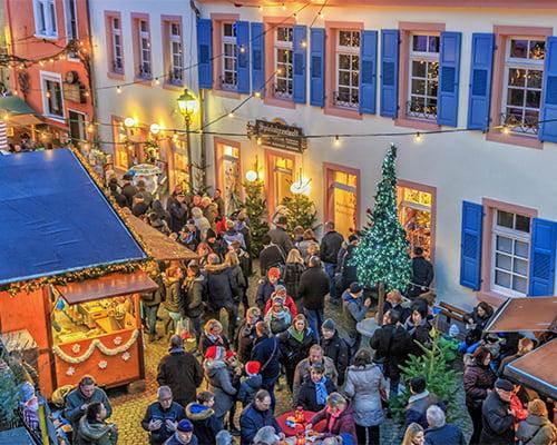 Julemarked i Rüdesheim