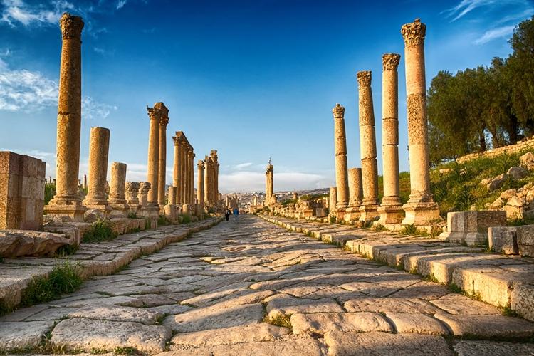 Jerash - Ajloun (F, L)