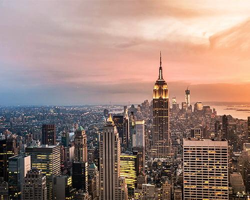 New York - med Anne Marit Hjelme