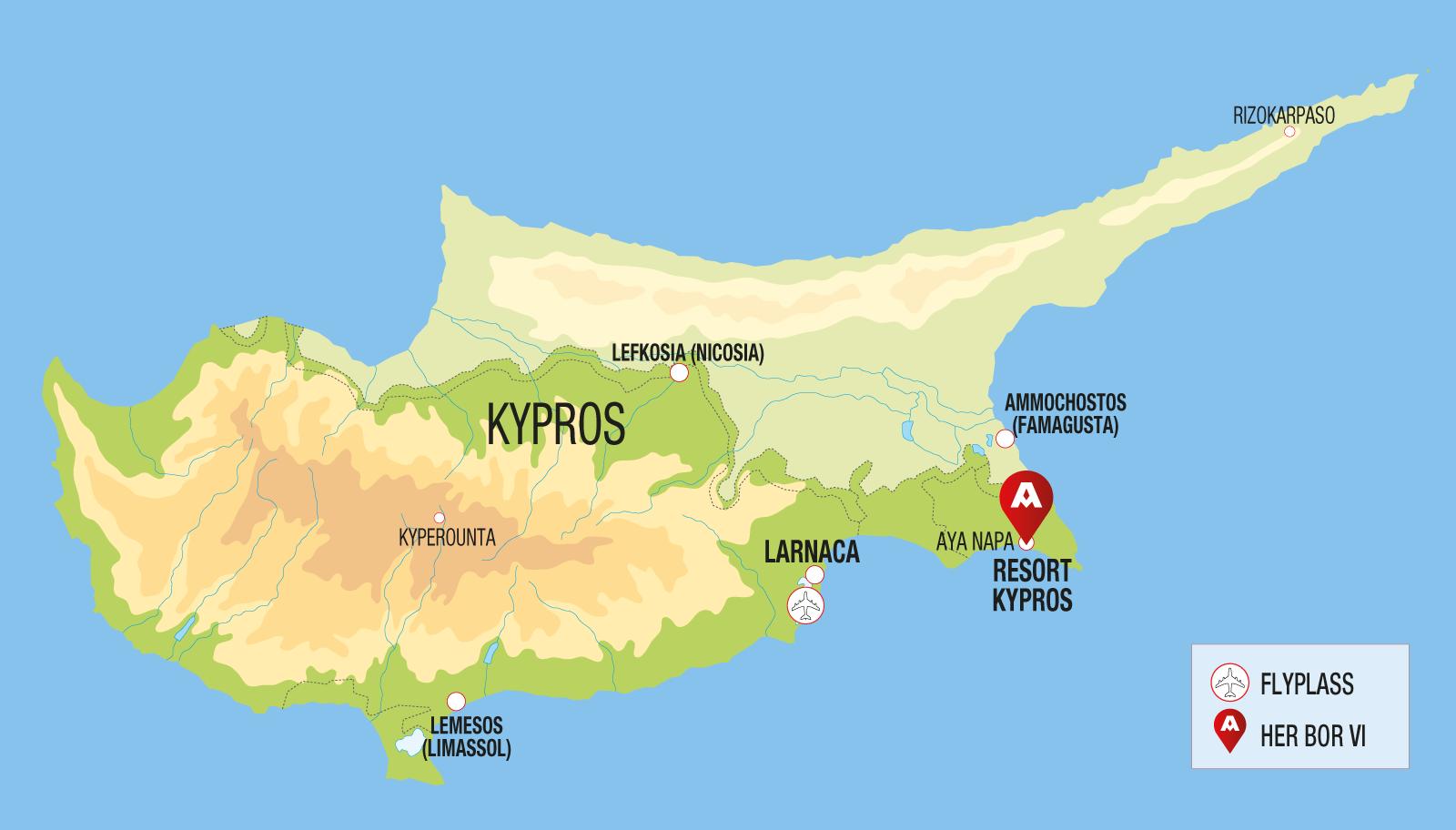 Kart Kypros